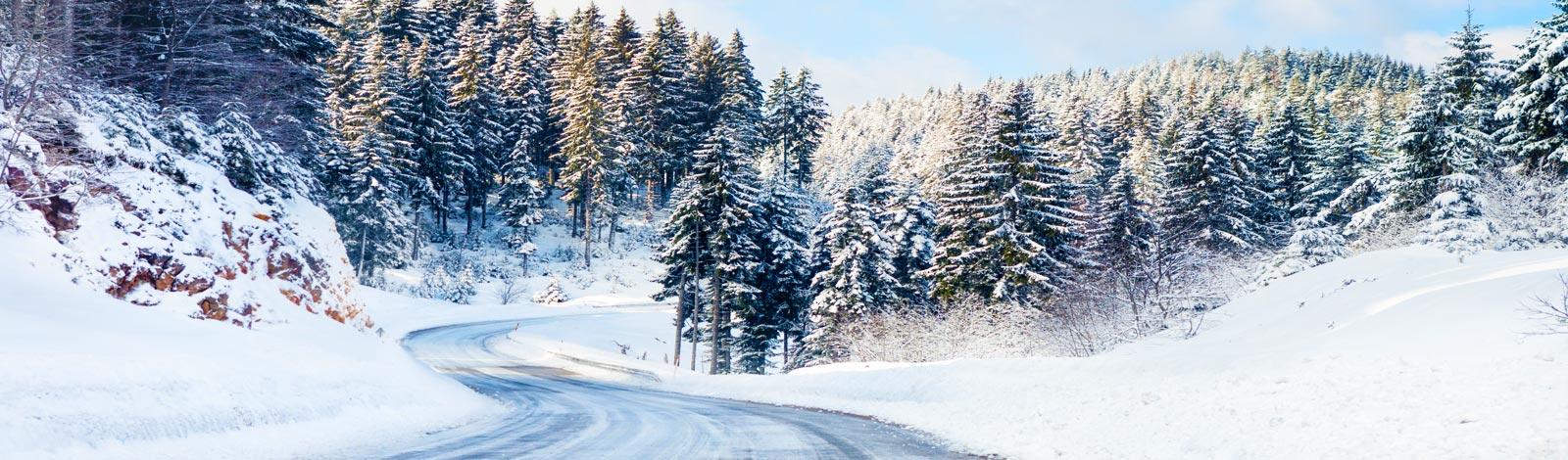 snowybackground